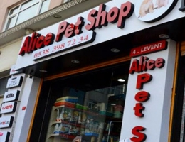 Alice Pet Shop Kağıthane
