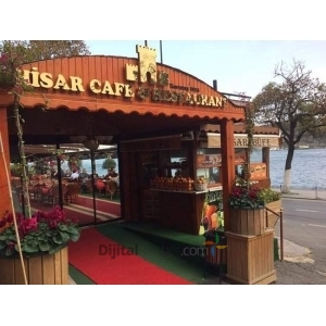istanbul Hisar Cafe