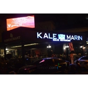 KALE MARİN RESTAURANT CAFE BAR KUŞADASI